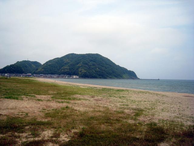 兵庫県豊岡市 気比ヶ浜