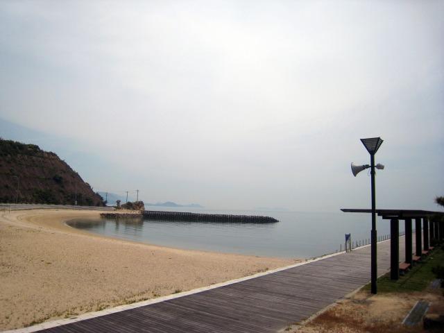 下蒲刈島 梶ヶ浜