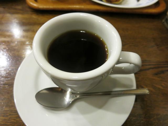 サイフォン式の本格コーヒー