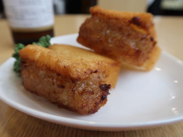 蝦吐司(シャートース) 1個150円