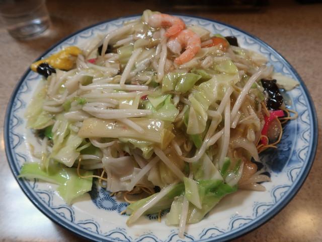 長崎皿うどん 900円