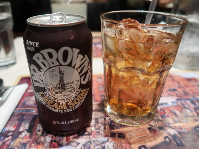 Dr. Brown's Cream Soda $2.95