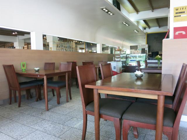 Cafe Benoni 店内の様子
