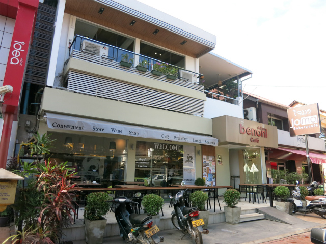 Cafe Benoni, Vientiane