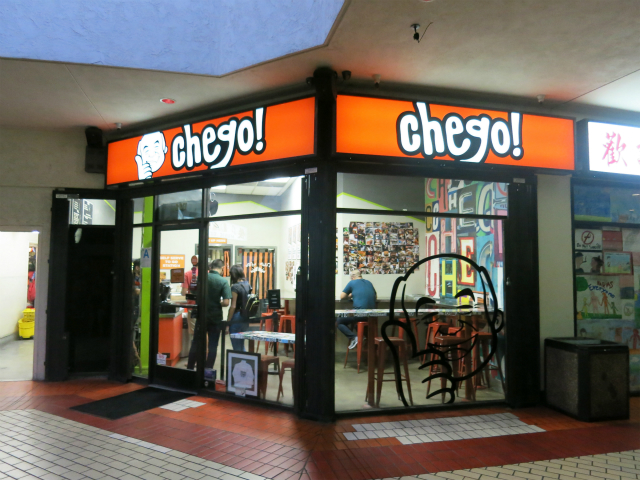 Chego!, China Town, LA