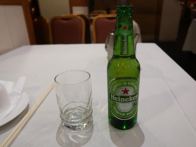 青島ビールの代わりにハイネケン