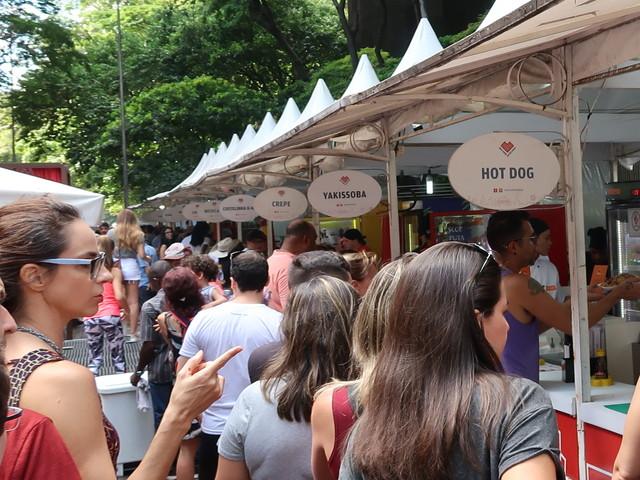 Feira Gastronomica da Paulista