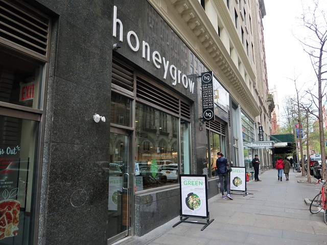 honeygrow, Brooklyn, NY, US