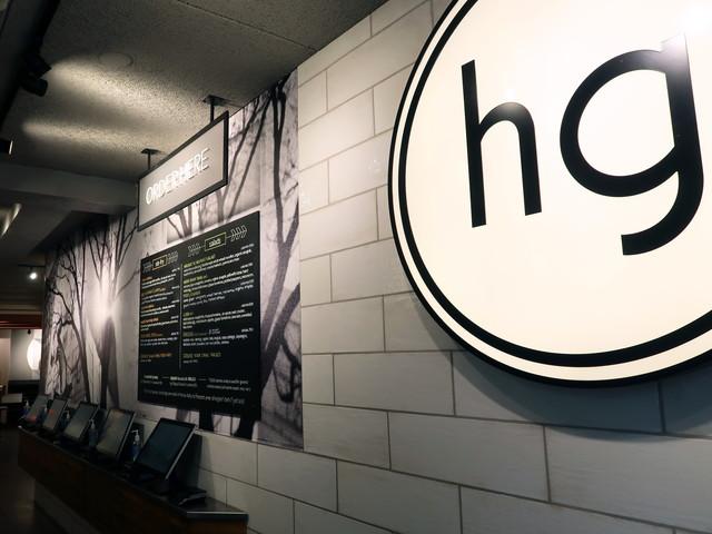 honeygrow 注文カウンター