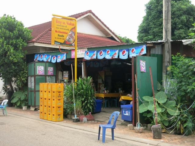 Vientiane, Ms Chanhthai Noodle