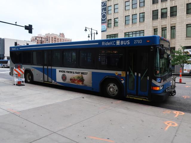 Kansas City の路線バス
