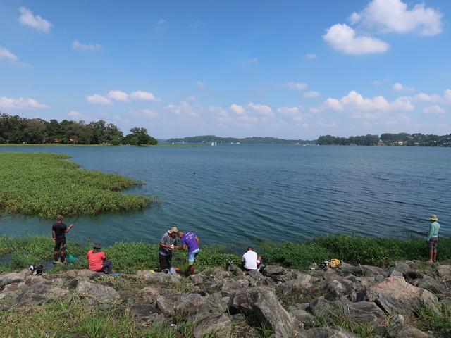 グァラピランガ湖公園