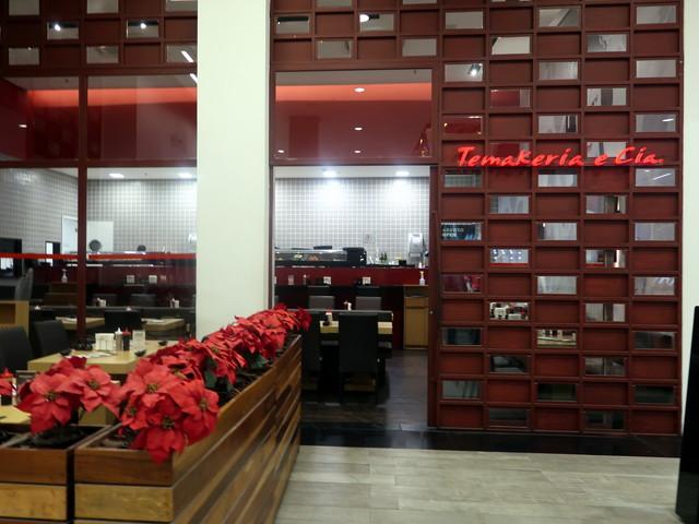 Temakeria e Cia, Top Center Shopping